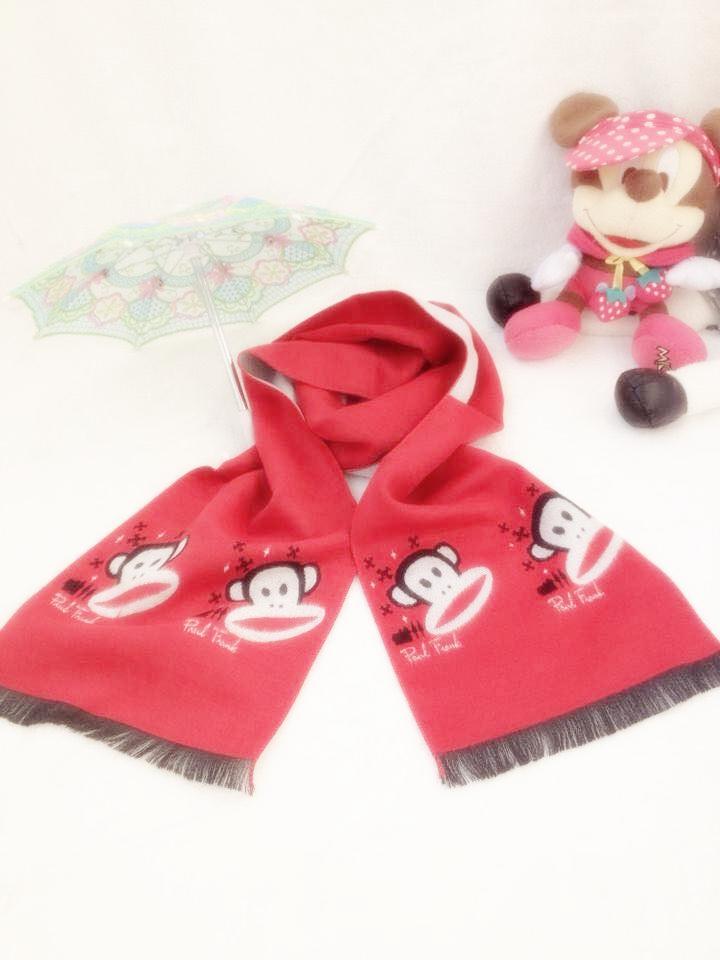 儿童款羊绒围巾