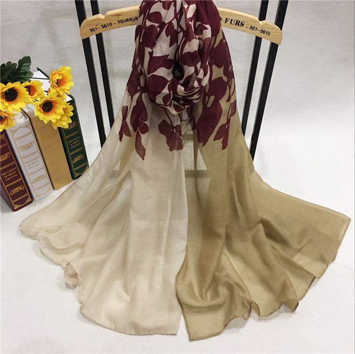 YB77010 巴厘纱围巾定制厂家