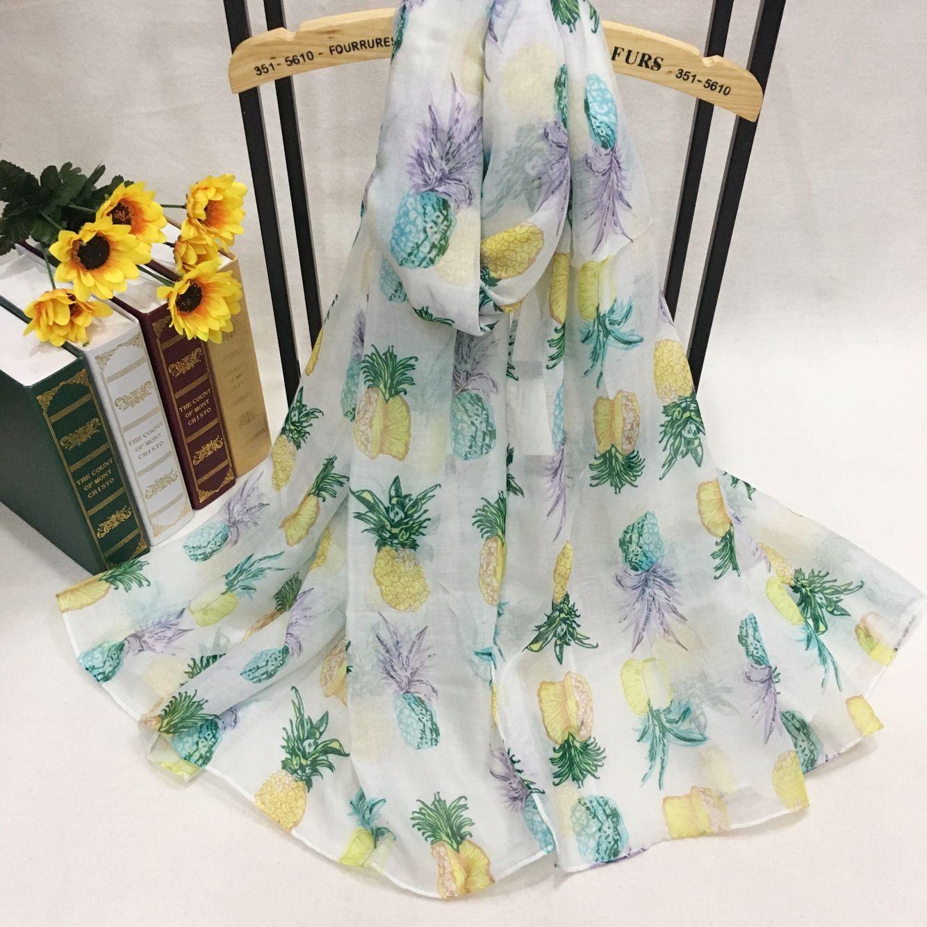 PB75051 巴厘纱围巾定制厂家