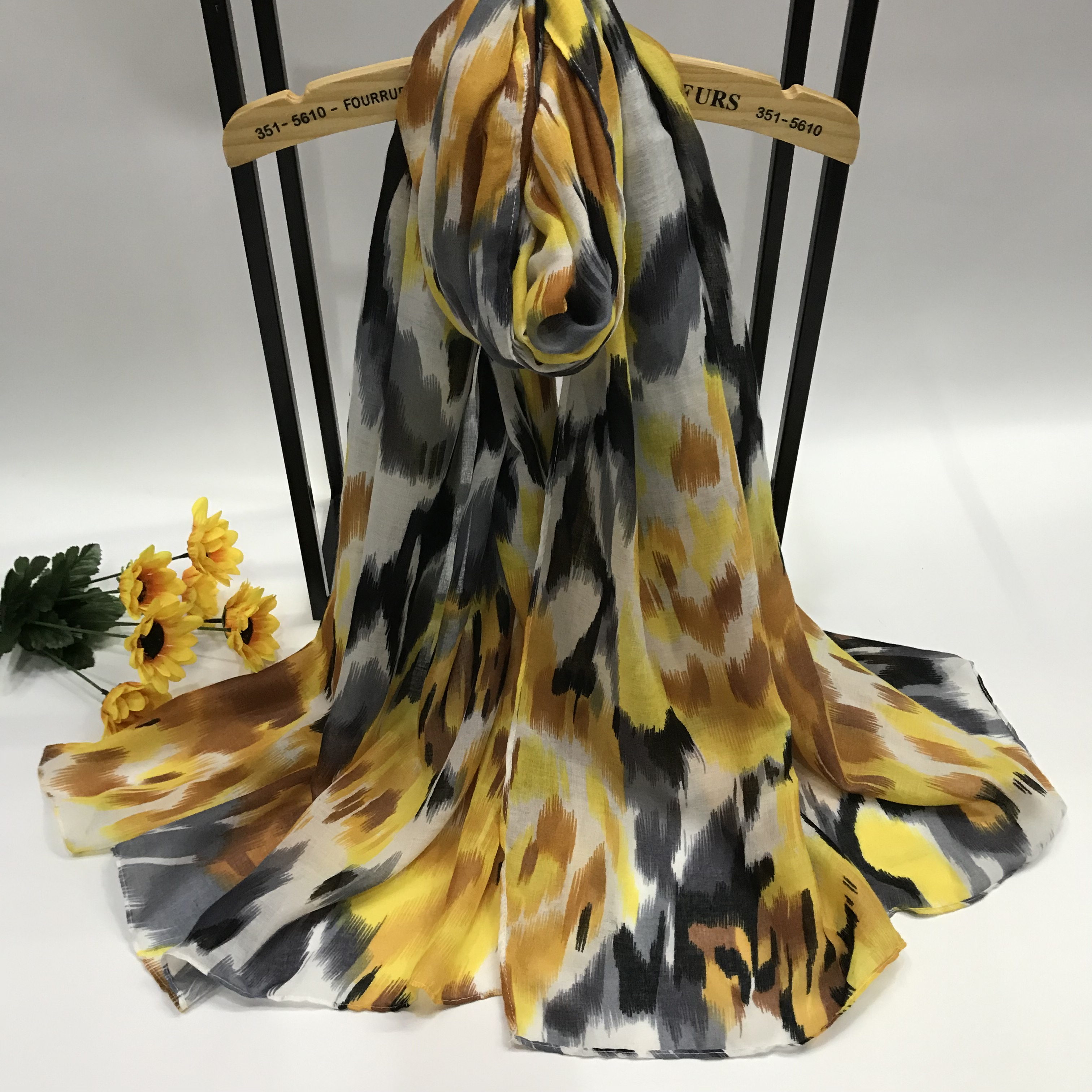 巴厘纱女式围巾BLS001